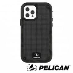 美國 Pelican 派力肯 iPhone 12/12 Pro 防摔抗菌手機保護殼 Shield G10背板防護盾 - 迷彩綠