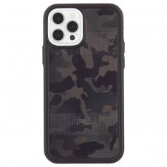 美國 Pelican 派力肯 iPhone 12/12 Pro 防摔抗菌手機保護殼 Protector 保護者 - 迷彩綠