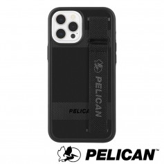 美國 Pelican 派力肯 iPhone 12 Pro Max 抗菌防摔殼 Protector Sling - 黑