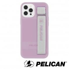 美國 Pelican 派力肯 iPhone 12 Pro Max 抗菌防摔殼 Protector Sling - 淡紫