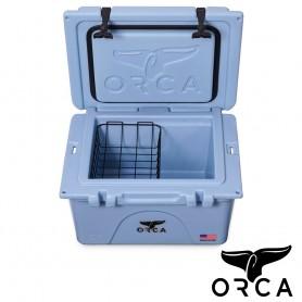 美國ORCA殺人鯨26QT冰桶專用置物網籃