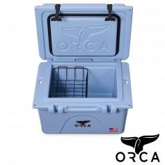 美國ORCA殺人鯨40QT冰桶專用置物網籃