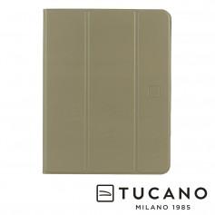 """義大利 TUCANO Premio iPad Pro 11"""" (2021) 專用亮彩輕盈抗摔保護殼 - 軍綠"""