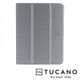 """義大利 TUCANO Link iPad Pro 11"""" (2021) 專用金屬質感抗摔保護殼 - 太空灰"""
