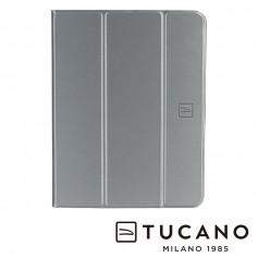 """義大利 TUCANO Link iPad Pro 12.9"""" (2021) 專用金屬質感抗摔保護殼 - 太空灰"""