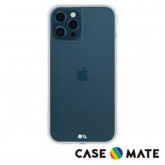 美國 Case●Mate iPhone 13 Pro Max Tough Clear Plus 環保抗菌防摔加強版手機保護殼