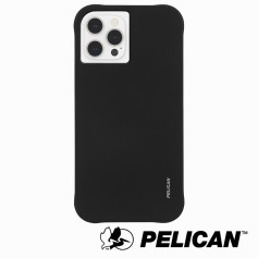 美國 Pelican 派力肯 iPhone 13 Pro Max 防摔抗菌手機保護殼 Ranger 遊騎兵 - 黑