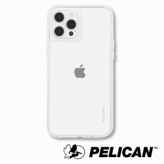 美國 Pelican 派力肯 iPhone 13 Pro 防摔手機保護殼 Adventurer 冒險家 - 透明