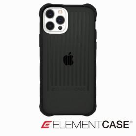 美國 Element Case Special Ops iPhone 13 / 13 Pro 特種行動軍規防摔殼 - 透黑