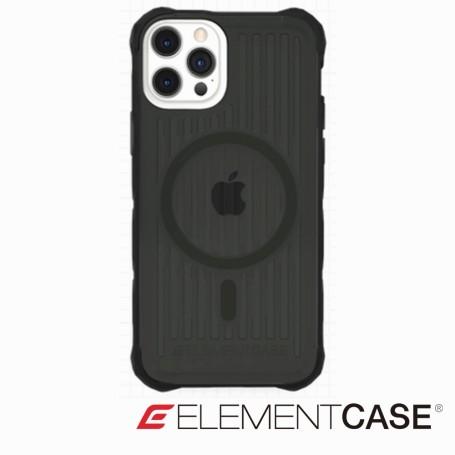 美國 Element Case Special Ops iPhone 13 / 13 Pro 特種行動軍規防摔殼MagSafe版 - 透黑