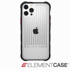 美國 Element Case Special Ops iPhone 13 Pro Max 特種行動軍規防摔殼 - 透明