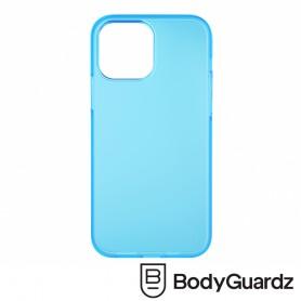 美國 BGZ iPhone 13 Pro Max Solitude 獨特美型抗菌防摔殼 - 霧透藍色