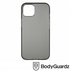 美國 BGZ iPhone 13 Solitude 獨特美型抗菌防摔殼 - 霧透黑色
