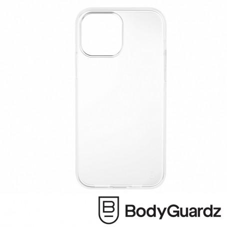 美國 BGZ iPhone 13 Pro Max Solitude 獨特美型抗菌防摔殼 - 霧透色