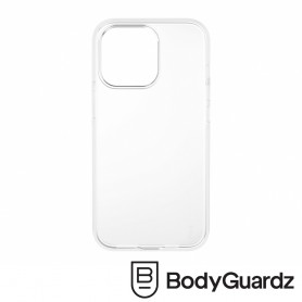 美國 BGZ iPhone 13 Pro Solitude 獨特美型抗菌防摔殼 - 霧透色