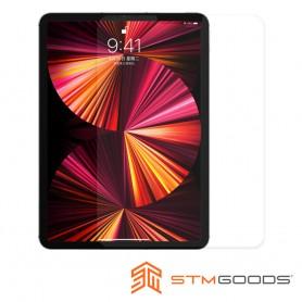 澳洲 STM iPad Pro 11吋 (第1/2/3代 & iPad Air 4) 專用防摔殼相容強化玻璃螢幕保護貼