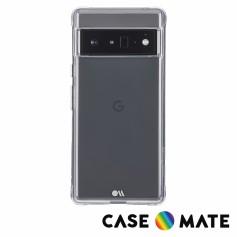 美國 Case●Mate Google Pixel 6 Pro Tough Clear 強悍防摔手機保護殼 - 透明