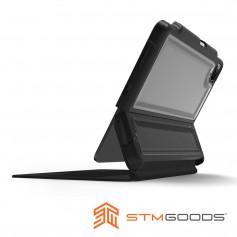 澳洲 STM Dux Shell Magic Folio for iPad Pro 12.9吋 (第三/四/五代) - 黑
