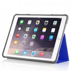 澳洲STM Dux iPad Air 2 軍規防摔殼-藍色