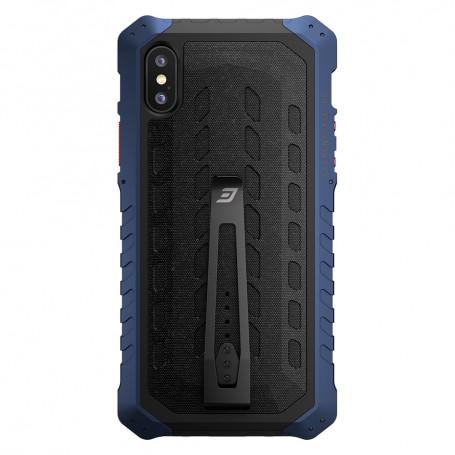 美國 Element Case iPhone X Black Ops 強化防摔手機保護殼 全球限量版 - 海軍藍