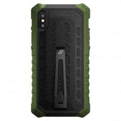 美國 Element Case iPhone X Black Ops 強化防摔手機保護殼 全球限量版 - 綠色