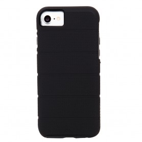 美國 Case-Mate iPhone 8 / 7 Tough Mag 金屬質感手機保護殼 - 消光黑