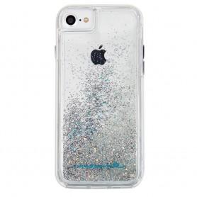美國 Case-Mate iPhone 8 /7 Waterfall 亮粉瀑布防摔手機保護殼 - 彩虹