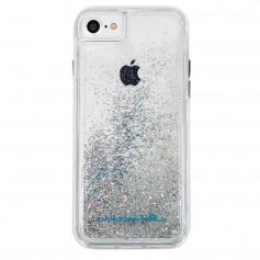 """美國 Case-Mate iPhone 8/7 (4.7"""") Waterfall 亮粉瀑布防摔手機保護殼 - 彩虹"""