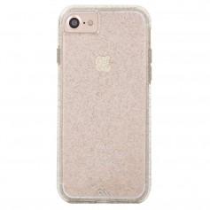 """美國 Case-Mate iPhone 8 / 7 (4.7"""") Sheer Glam 透明亮粉雙層防摔手機保護殼"""
