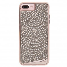 "美國 Case-Mate iPhone 8 Plus/7 Plus (5.5"") Brilliance Lace 璀璨珍珠蕾絲雙層防摔手機保護殼"