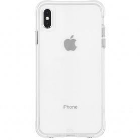 """美國 Case-Mate iPhone XS Max (6.5"""") Tough Clear 強悍防摔手機保護殼 - 透明 (限量贈送原廠玻璃保貼)"""