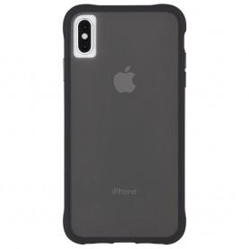 """美國 Case-Mate iPhone Xs / X (5.8"""") Tough Clear 強悍防摔手機保護殼 - 透黑 贈原廠玻璃保貼"""
