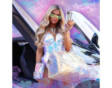 【酷東西停看聽】世界名媛Paris Hilton聯名限量派對包
